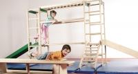 Kinderspiel- und Turngerät