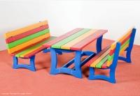 Kinderkrippen Set - Tisch