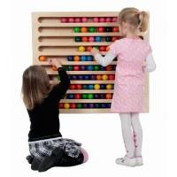 Wandspiel Wand-Rechenmaschine - Fröbel