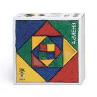 SINA Gabe 6B Fröbel Spiel 50mm Würfel Quader Halbwürfel NEU Holz Spielzeug Antiquitäten & Kunst