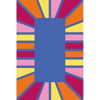 Teppiche Segment Rechteck 300 x 200 cm