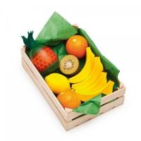 Sortiment Südfrüchte