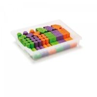 Bausteinbox Sekundärfarben - Erzi