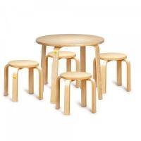 Sitzgruppe 52/30 aus Formholz