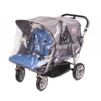 Winther Zubehör für Krippenwagen Buggy 4 Kids Regenschutz