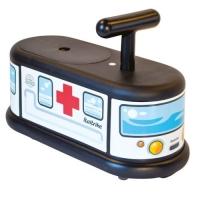 Rutscher Krankenwagen