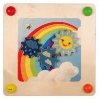 Babypfad Regenbogen - Erzi