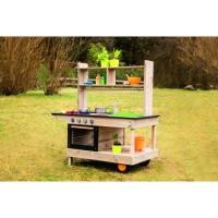 Mobile Küche für den Chefkoch