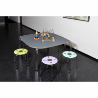 Space Tisch 1100 - Stapeltisch